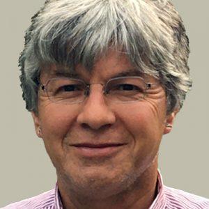 A headshot of James Nazroo