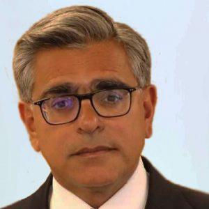 A headshot of Lord Ajay Kakkar